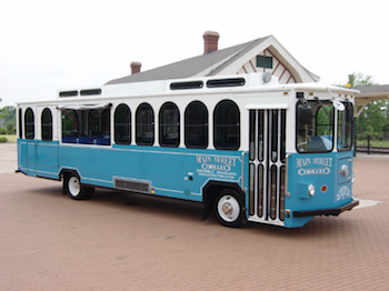 Tuesday Trolley Tours Continue Through January 2017