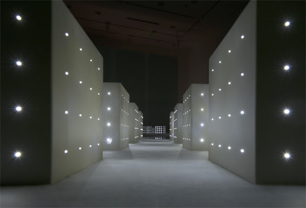 New Commissions for Seeing Spartanburg in a New Light Artist, Erwin Redl